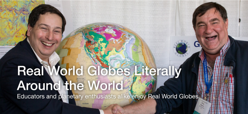About Real World Globes